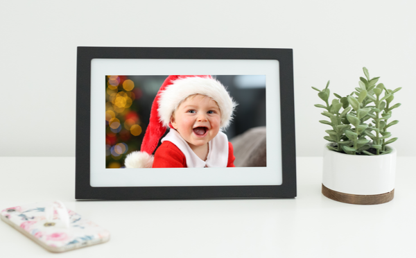 Skylight Frame is the perfect holiday gift.