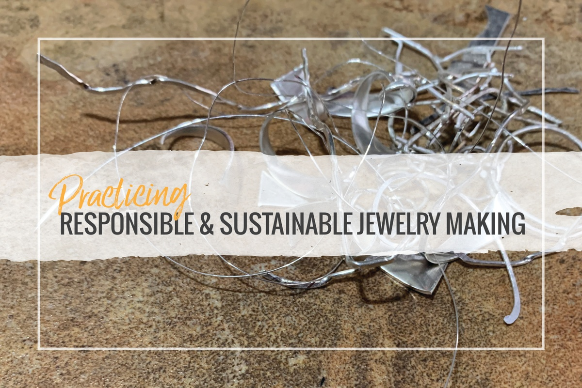 Recycled and sustainable jewelry helps to lessen the impact we have on the environment. Check out our article to learn more.