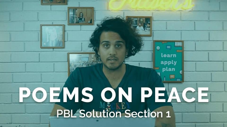 problem based learning gamsat section 1