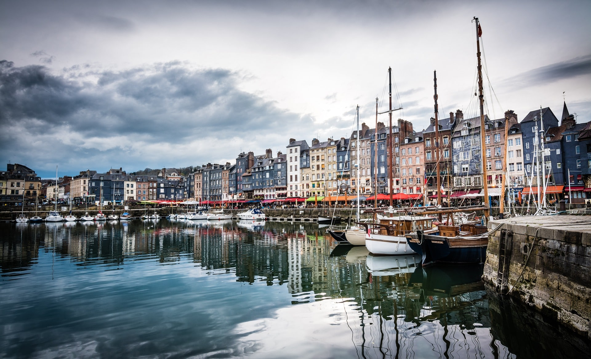 Normandy is one of the most amazing places to visit in France