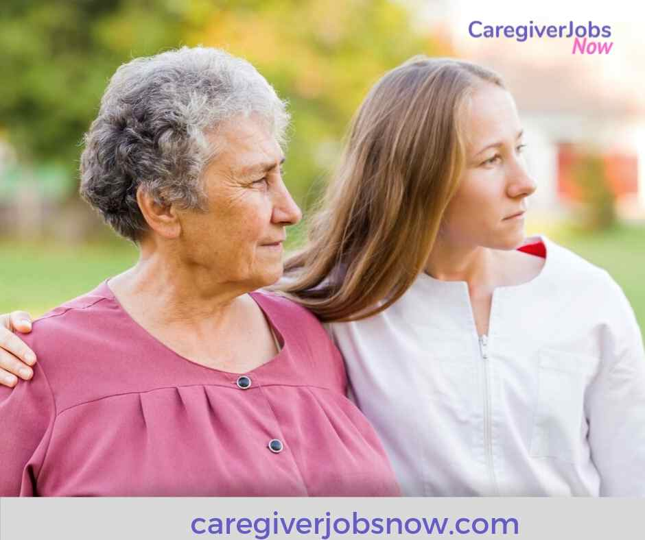 Caregiver Job Duties - 5 reasons why caregiving is more than just a job
