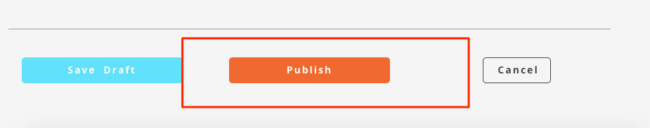 podcast publish button
