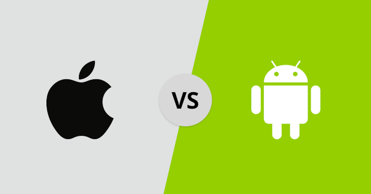 Image result for ios vs android
