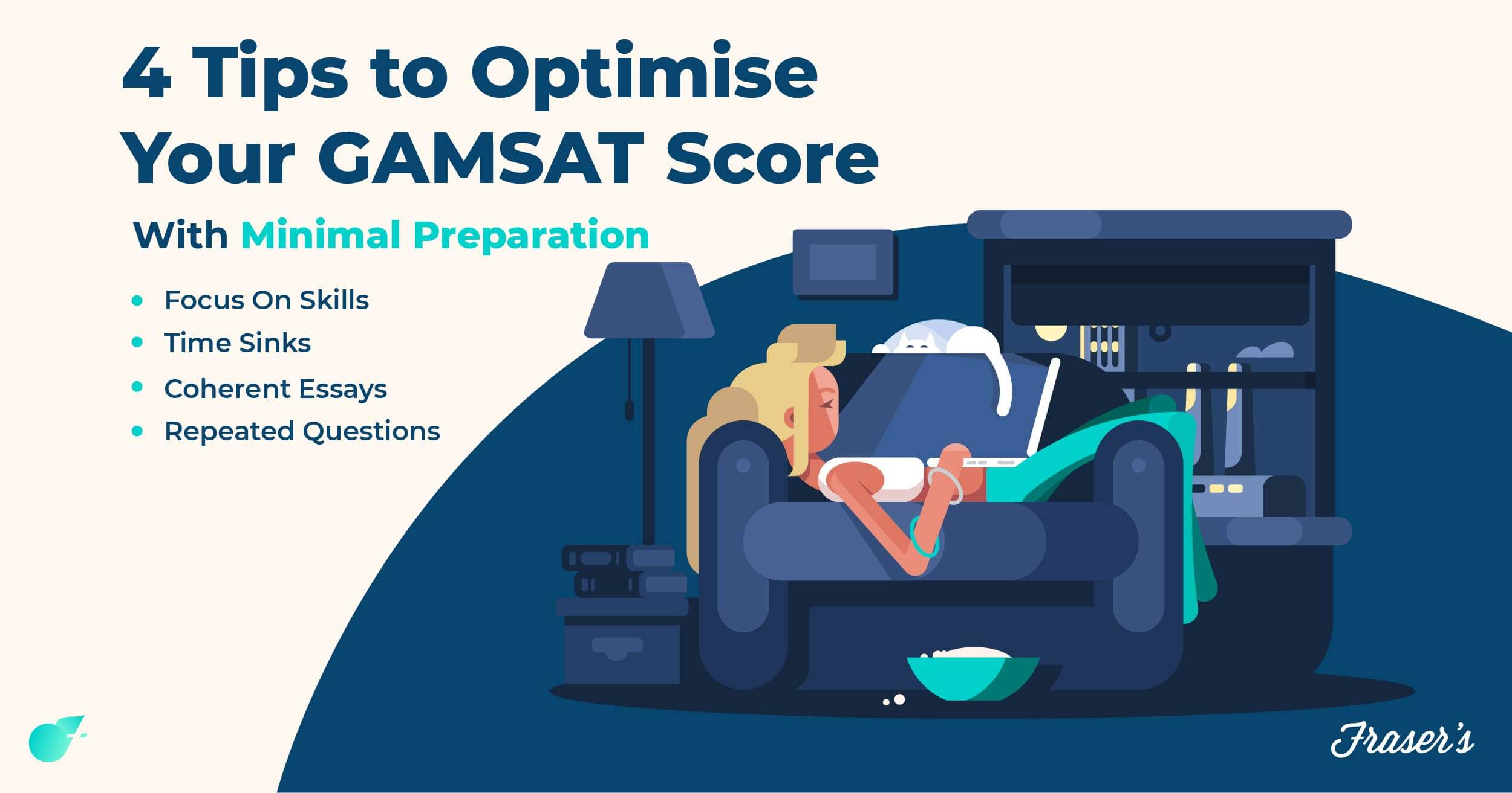 Tips to optimise your gamsat score