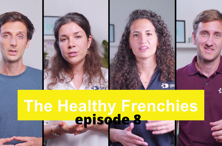 The Healthy Frenchies Ep 8