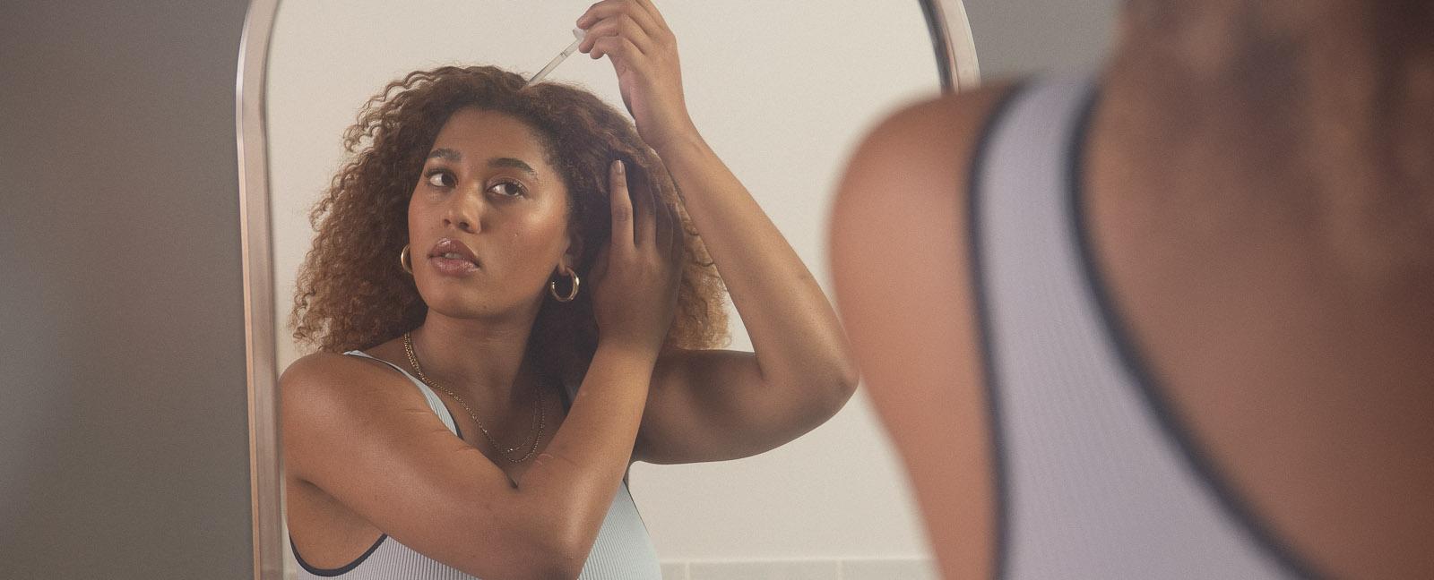 Postpartum Hair Loss: Don't Panic!