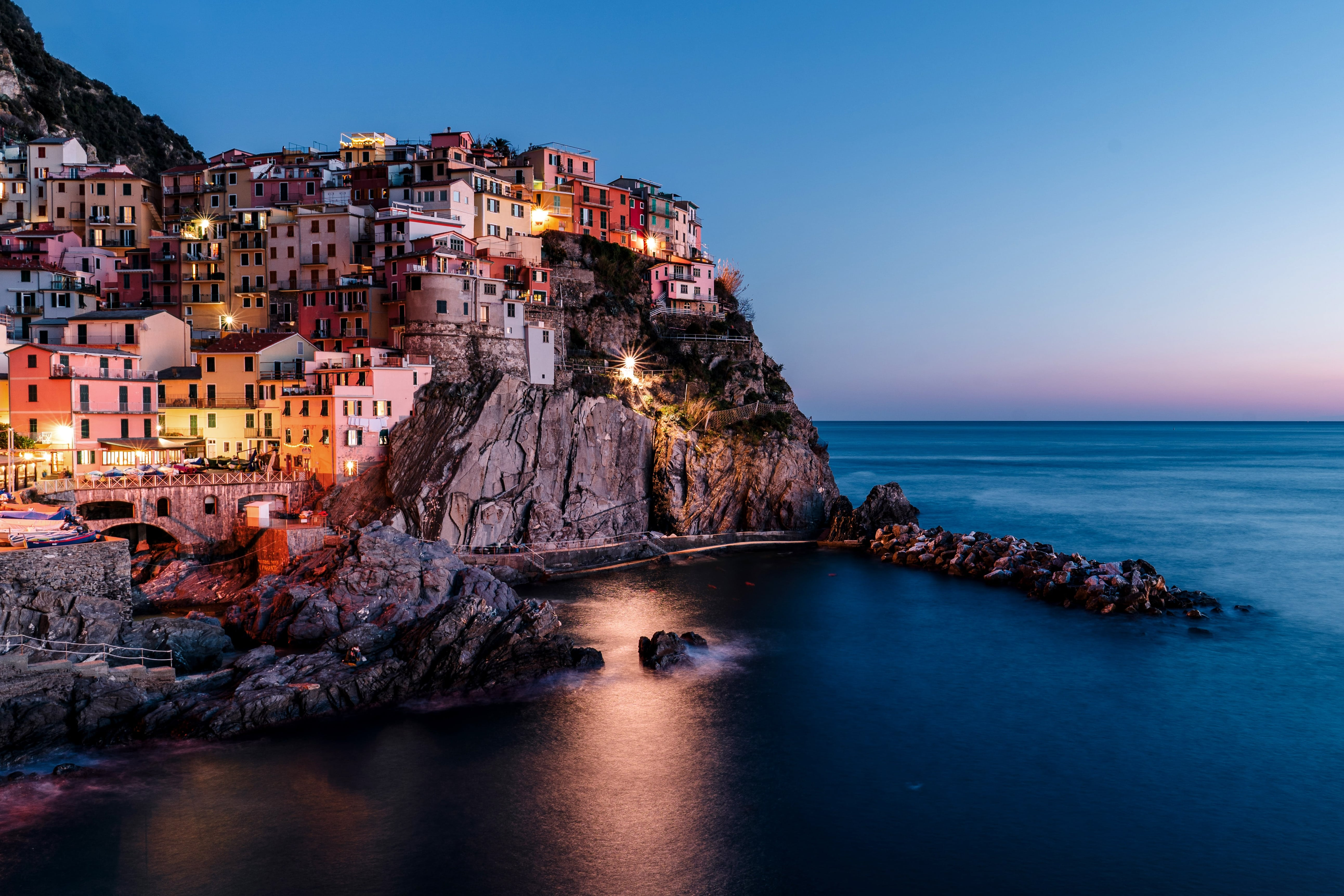 Cinque Terre is a stunning place to visit in Italy