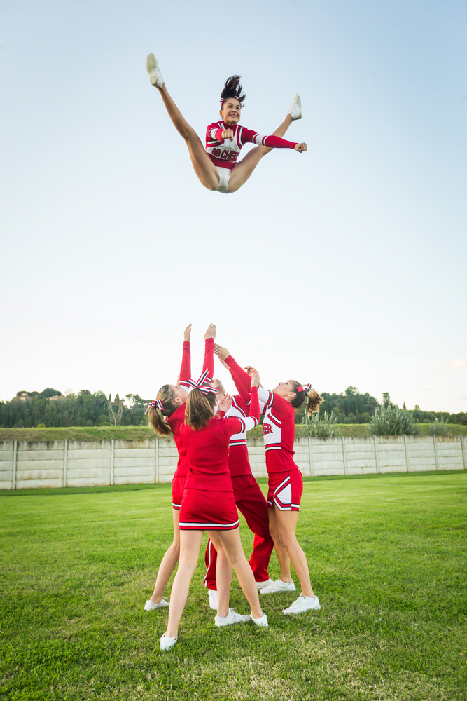 cheer safety