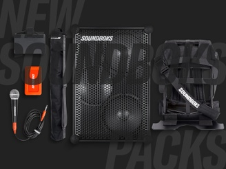 Get the most out of your SOUNDBOKS with limited edition bundles
