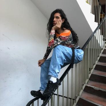 Image of Charm, performer at SOUNDBOKS checkout session