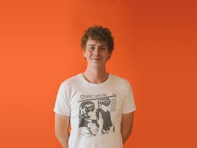 Chris, the Sales Coordinator at SOUNDBOKS