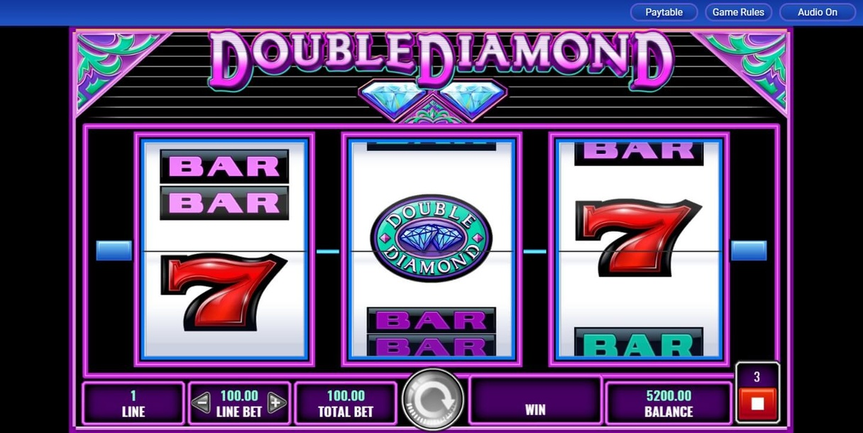 Double Diamond Features