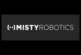 Misty Robotics logo