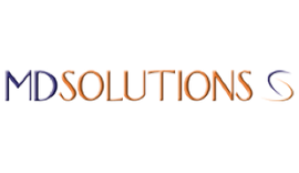 MD Solutions logo