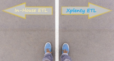 In-House ETL vs Xplenty: Comparison & Overview