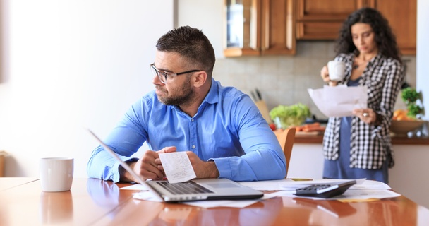 What should I do if I can't pay my mortgage?