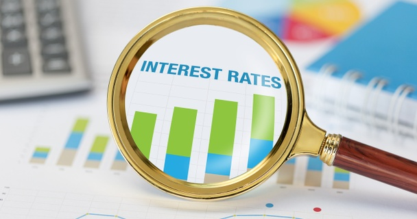 How are loan interest rates calculated?