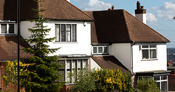 What are the different types of mortgage?