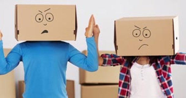Buying a house: It's more stressful than a breakup