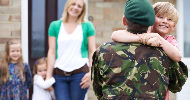 News: Troops' partners can claim back £250 a year – dating back to 1975