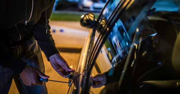 News: Car theft reaches 'seven year high'