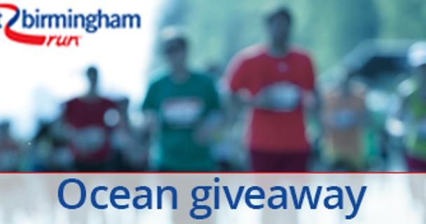 2016 Great Birmingham Run half marathon giveaway