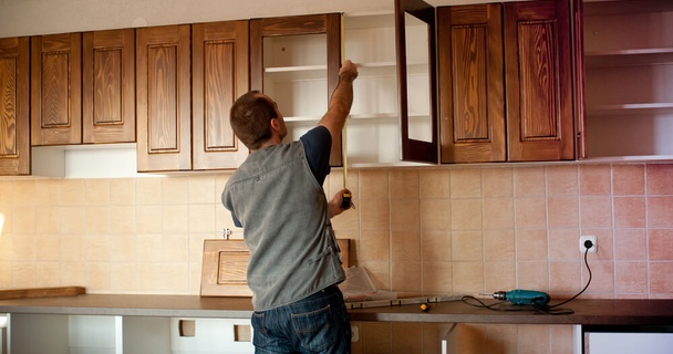 How to create a new kitchen on a budget