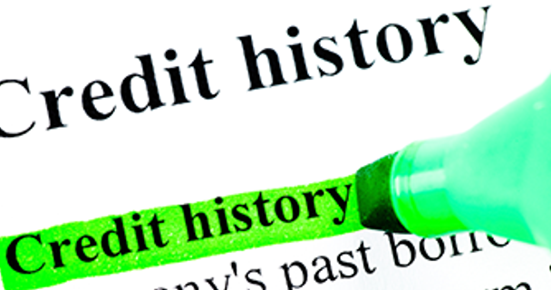 What's the difference between a credit score, report and history?