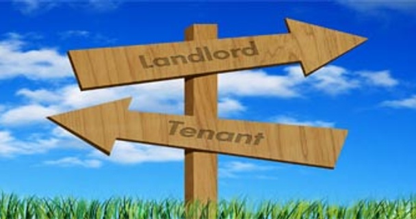 Have you ever met your landlord?