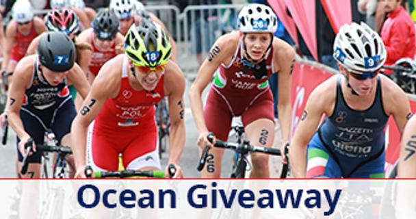 2016 London Triathlon giveaway
