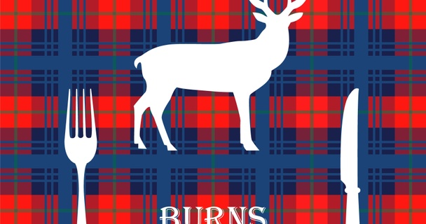 It's time to address your haggis – it's Burns Night
