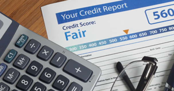 Do utility bills show on my credit report?