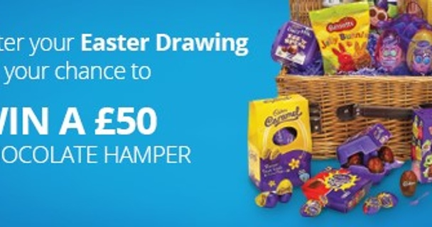 Creative Easter competition T&C's 2016