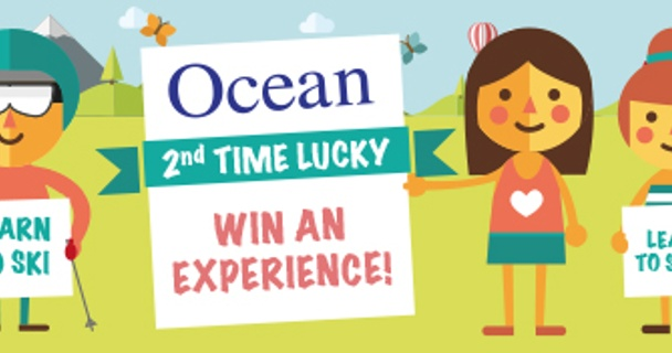 Ocean's 2nd Time Lucky campaign has launched