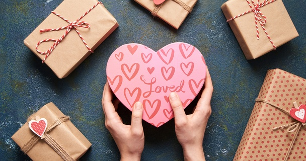 5 ideas for DIY Valentine's Day gifts