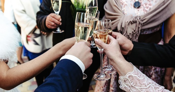 The average wedding costs £27k - but what does that include?