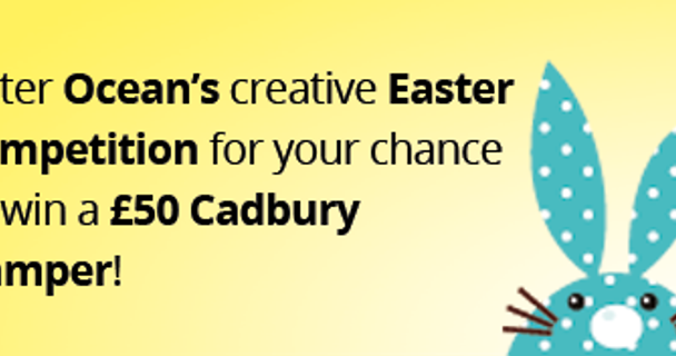 Show off your creative flair this Easter for a chance to win