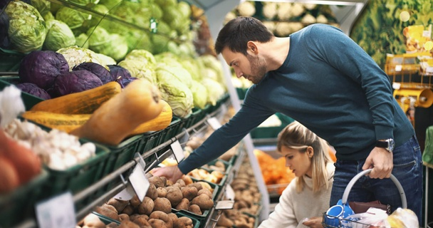 How does your food shop compare to average?