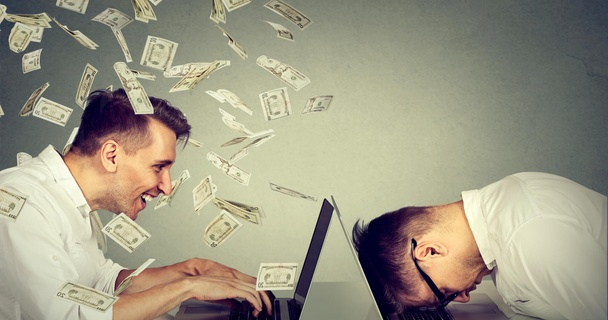How do you know if someone is scamming you?