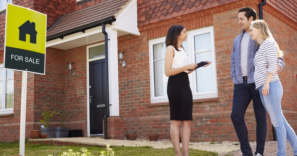 How is the pandemic affecting house prices?