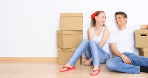 Managing finances when you move in with a partner