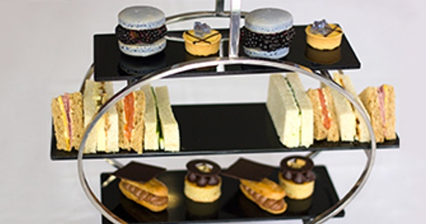 Win a champagne afternoon tea for two!