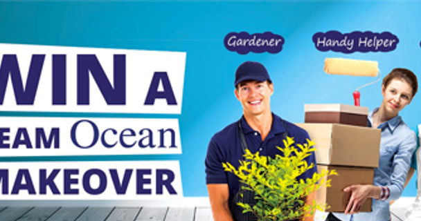 Get a helping hand with our Team Ocean Makeover competition!