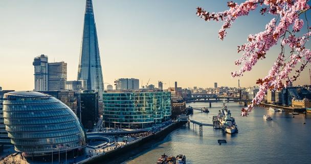 Average credit scores of UK cities