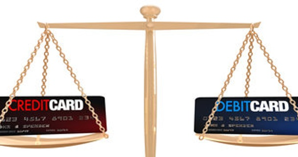 Credit or debit cards: which is which?