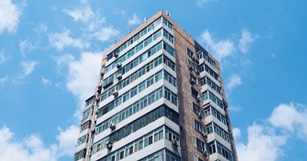 The difficulty of getting a mortgage for a high-rise property