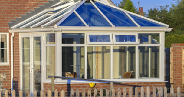 Converting a conservatory into an extension