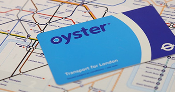 Should I use contactless or an Oyster card when I travel?