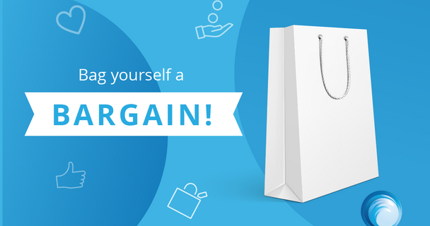 Bag yourself a bargain - June
