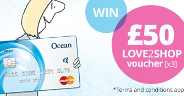 Watch Ocean's new advert and win!